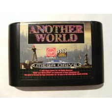 Another World for Sega Mega Drive