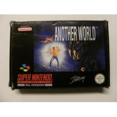 Another World for Super Nintendo