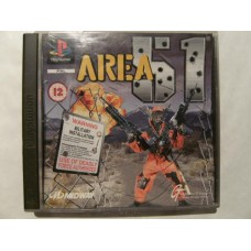 Area 51 for Playstation 1