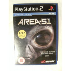 Area 51 for Playstation 2