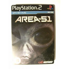 Area 51 Steelcase Edition for Playstation 2