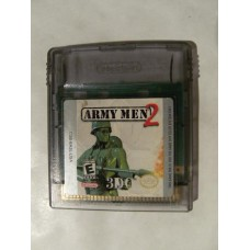 Army Men 2 for Nintendo Gameboy Color