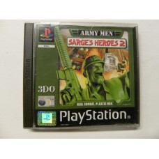 Army Men: Sarge's Heroes 2 for Playstation 1