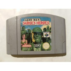 Army Men: Sarge's Heroes for Nintendo 64