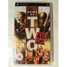 Army of Two: The 40th Day for Playstation Portable
