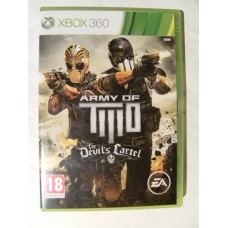 Army of Two: The Devil's Cartel for Xbox 360