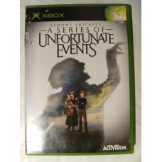 A Series of Unfortunate Events for Xbox