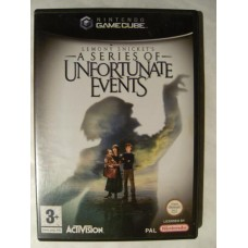 A Series of Unfortunate Events for Nintendo Gamecube