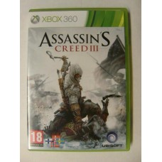 Assassin's Creed III for Xbox 360