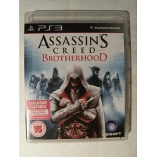 Assassin's Creed: Brotherhood for Playstation 3