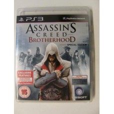 Assassin's Creed: Brotherhood Special Edition for Playstation 3