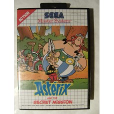 Asterix And The Secret Mission for Sega Master System