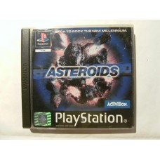Asteroids for Playstation 1