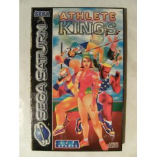 Athlete Kings for Sega Saturn