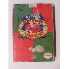 Attack of the Killer Tomatoes for Nintendo NES NTSC