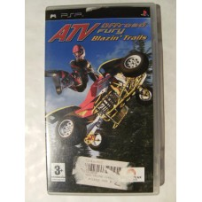 ATV Offroad Fury: Blazin' Trails for Playstation Portable