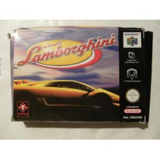Automobili Lamborghini for Nintendo 64