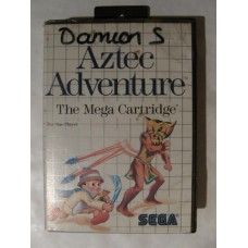 Aztec Adventure for Sega Master System
