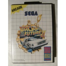 Back To The Future II for Sega Master System