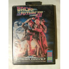 Back To The Future Part III for Sega Mega Drive