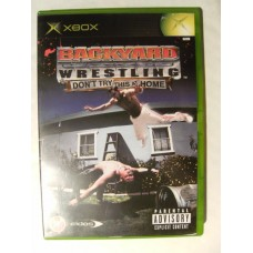 Backyard Wrestling for Xbox