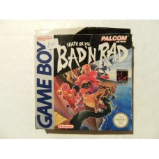 Bad 'n Rad for Nintendo Gameboy