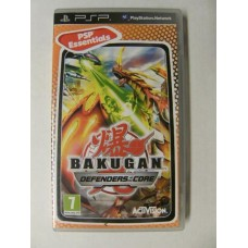 Bakugan: Defenders of the Core for Playstation Portable