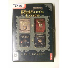 Baldur's Gate 4 In 1 Boxset for PC