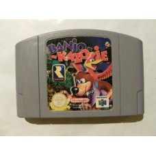 Banjo-Kazooie for Nintendo 64