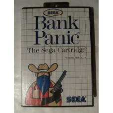 Bank Panic for Sega Master System