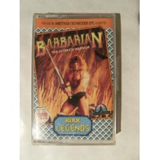 Barbarian for Amstrad