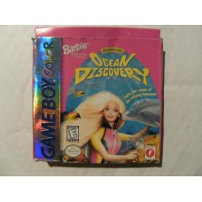 Barbie: Ocean Discovery for Nintendo Gameboy Color