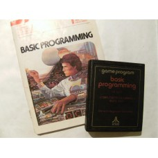 Basic Programming for Atari