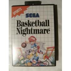 Basketball Nightmare for Sega Master System