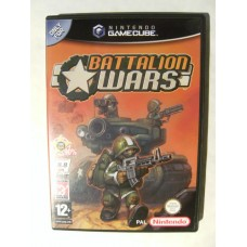 Batallion Wars for Nintendo Gamecube