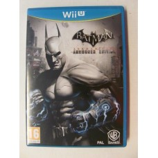 Batman: Arkham City Armoured Edition for Nintendo WiiU