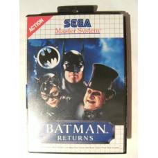 Batman Returns for Sega Master System
