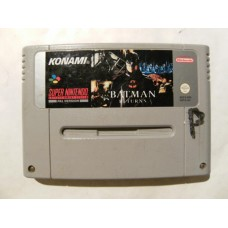 Batman Returns for Super Nintendo