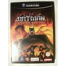 Batman: Rise of Sin Tzu for Nintendo Gamecube
