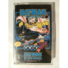 Batman The Caped Crusader for Commodore