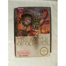 Battle of Olympus* for Nintendo NES A