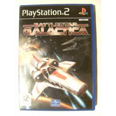 Battlestar Galactica for Playstation 2