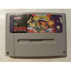 Battletoads In Battlemaniacs for Super Nintendo