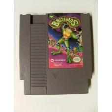 Battletoads for Nintendo NES NTSC