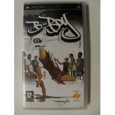 B-Boy for Playstation Portable