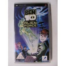 Ben10: Alien Force for Playstation Portable