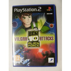 Ben 10 Alien Force: Vigilax Attacks for Playstation 2