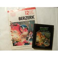 Berzerk for Atari