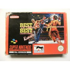 Best of the Best Championship Karate for Super Nintendo