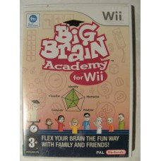 Big Brain Academy for Nintendo Wii